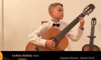 Kitaristi Ledion Halitaj shkëlqen në festivalin ndërkombëtar në Rumani, zë vendin e parë në dy kategori