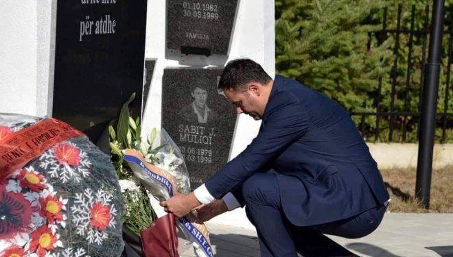 Kryetari Konjufca: Masakra e Abrisë akt barbar i politikës shfarosëse të Serbisë mbi popullin tonë