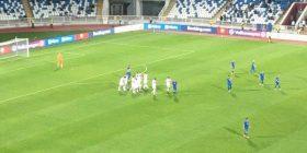 Greqia në epërsi kundër Kosovës pas pjesës së parë