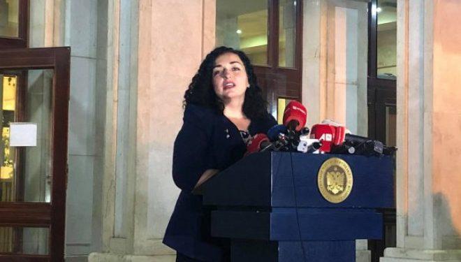 Osmani: Nuk ka shtyrje të zgjedhjeve për momentin, meqë nuk pati pajtim në mes të partive politike