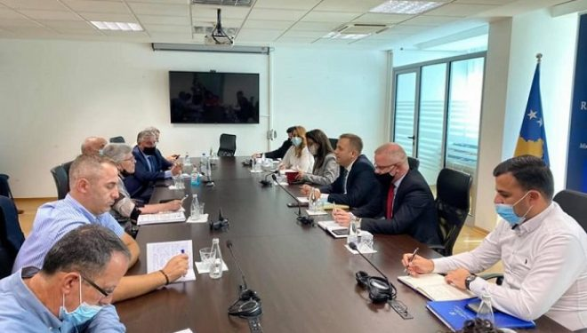 Mbahet takimi i parë i Grupit Punues për plotësimin ndryshim e Projektligjit për Persona të Zhdukur
