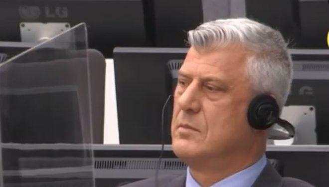 Mbrojtja kërkon lirimin e ish-presidentit Thaçi