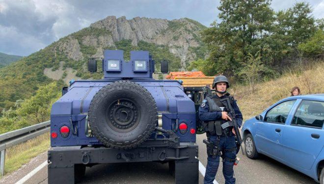Reciprociteti për targat, Policia ndërron ekipin në veri