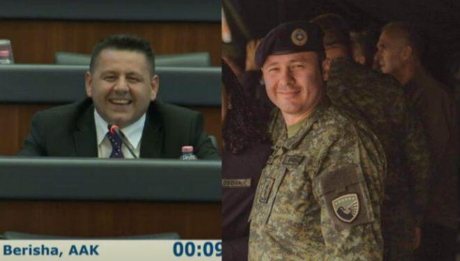 Pyetja e Bekë Berishës për Kurtin që bëri deputetët të qeshnin në sallën e Kuvendit