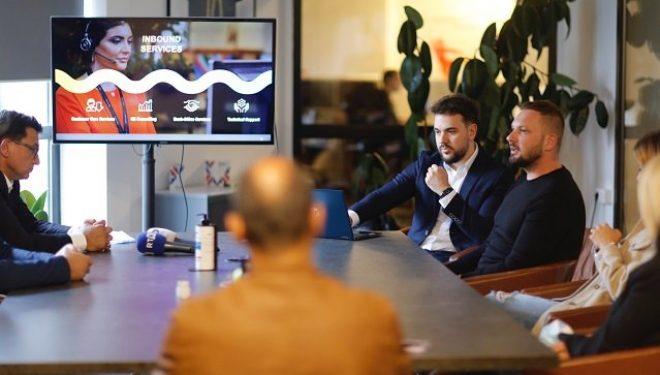Kandidati i AKR-së zotohet t'i përkrah bizneset: Teknologjia është e ardhmja