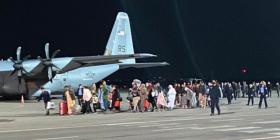 Ambasada britanike njofton se 117 afganë sot do të zhvendosen në Britani nga Kosova