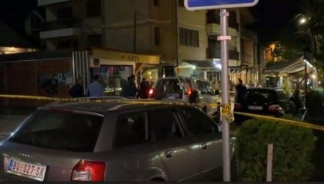 Vritet një 50-vjeçar nga Bujanoci në një kafeteri të Gjilanit