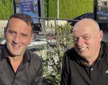 Si asnjëherë më parë, Daut Haradinaj dhe Agim Çeku pijnë kafen e mëngjesit së bashku