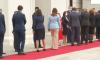 Ministrat kosovarë dhe maqedonas në Shkup harrojnë masat anti-COVID, shtrëngojnë duart me njëri-tjetrin