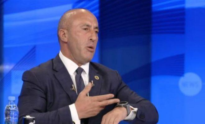 Haradinaj në Kryeministri i nervozuar: I thashë tregoni hajnit tuaj që kur i fton njerëzit duhet me i pritë