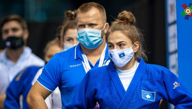 Erza Muminoviq fiton medaljen e bronztë në Kampionatin Evropian për junior