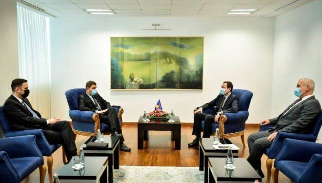 Krasniqi: Kërkova nga Kurti garantim të sigurisë për policët dhe koordinim me partnerët ndërkombëtarë