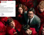 """Kjo kompani ndërpret punën që punëtorët e saj të ndjekin sezonin e ri të """"La Casa de Papel"""""""