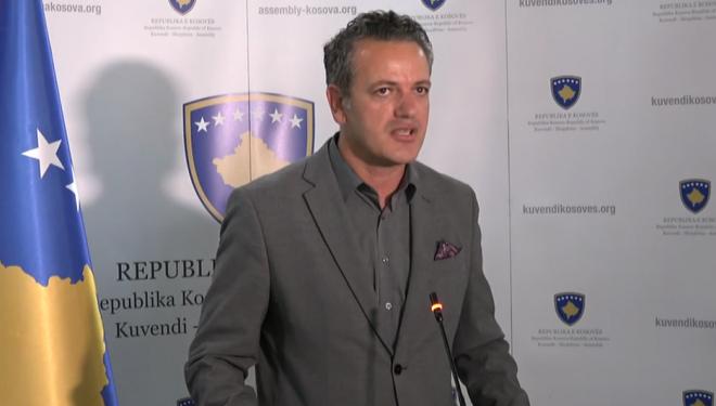 Gashi: Zgjedhjet duhet të mbahen, mund të anulohet fushata por jo të dëmtohet demokracia