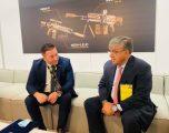 Mehaj takohet me Escobarin, Ministria thotë se mori mbështetje të fuqishme nga ai