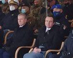 Kurtit i vjen ftoftë në ceremoninë e ndërrimit të komandës së KFOR-it