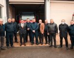 Haziri falënderon zjarrfikësit për punën e jashtëzakonshme të përballjes me pandeminë, thatësinë, vërshimeve e zjarreve