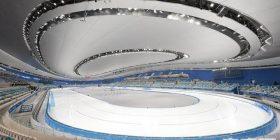 """Pekin 2022/ Stadiumi """"Capital"""" gati për eventet e provës"""