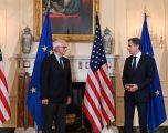 Në takimin Borrell dhe Blinken u diskutua për vazhdimin e procesit të dialogut