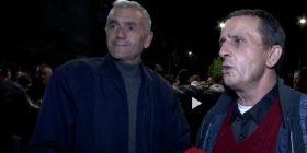 """O u kënaqëm krejt"""", """"Hiç rrugën mos t'ma shtron"""": Festë euforike në Skenderaj pas fitores së PDK'së"""