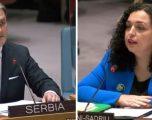 Osmani përplaset me ministrin serb në Këshill të Sigurimit: Serbia ende fle në varreza masive