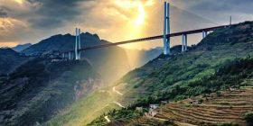 Urat tërheqin turistë në krahinën malore Guizhou të Kinës
