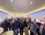 Kjo është mbështetja e fuqishme për Lutfi Hazirin nga një pjesë e lagjes Arbëria